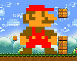 new super mario bros rom